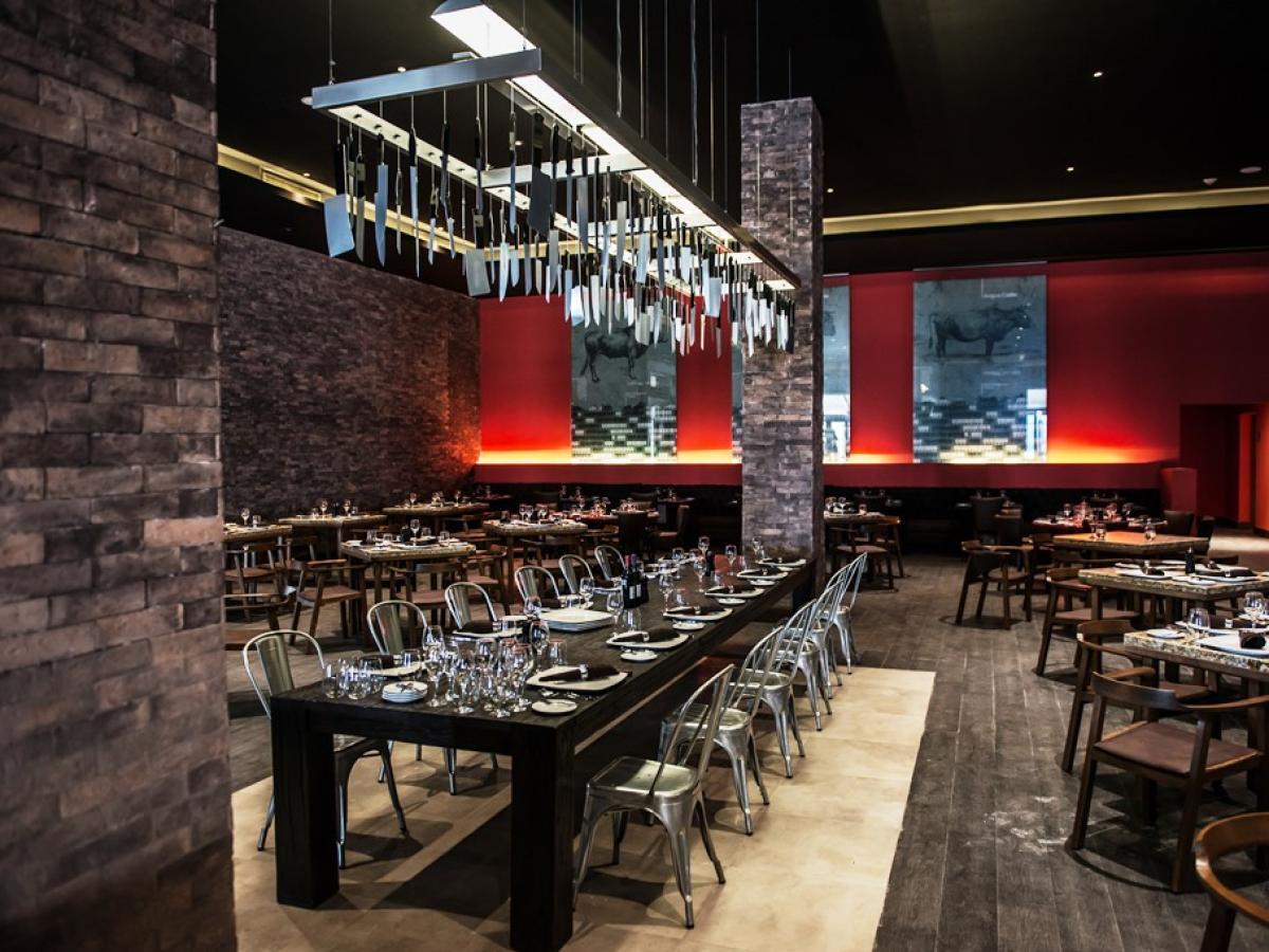 Royalton Riviera Cancun Mexico - Hunter Steak House