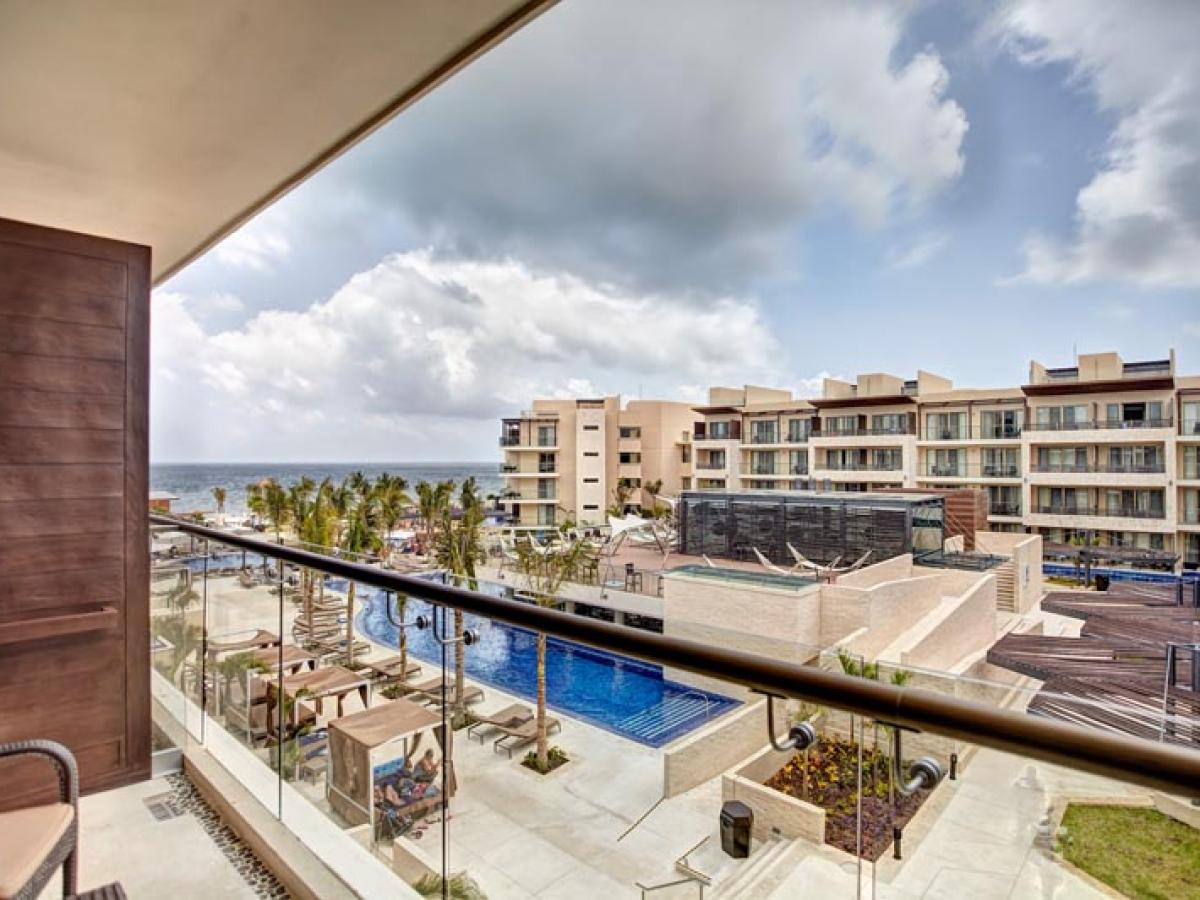 Royalton Riviera Cancun Mexico - Luxury Junior Suite Ocean View