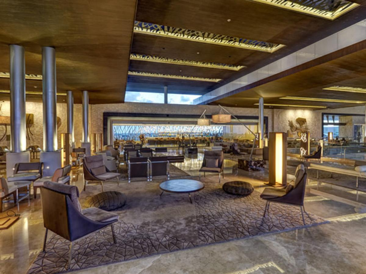Royalton Riviera Cancun Mexico - lobby
