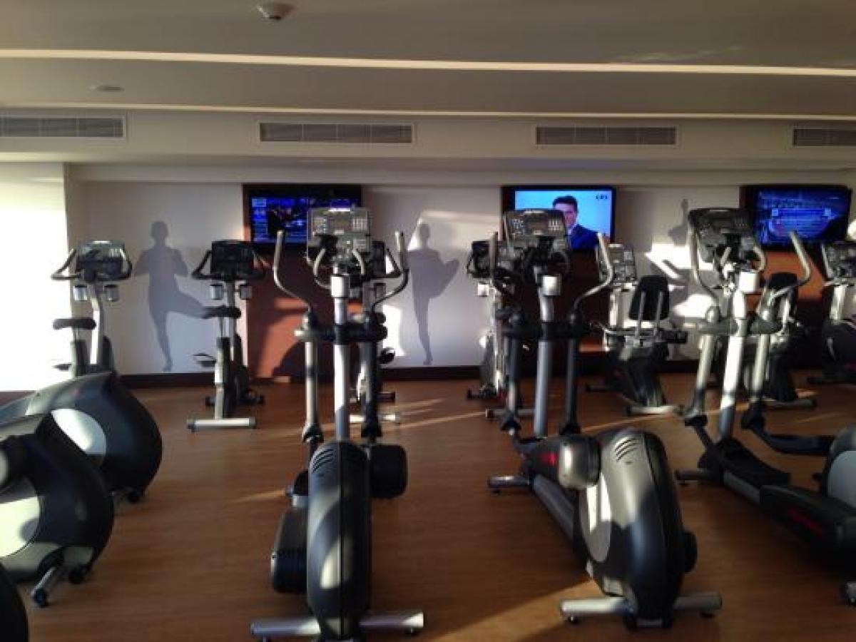 Royalton Riviera Cancun Mexico - Fitness Center