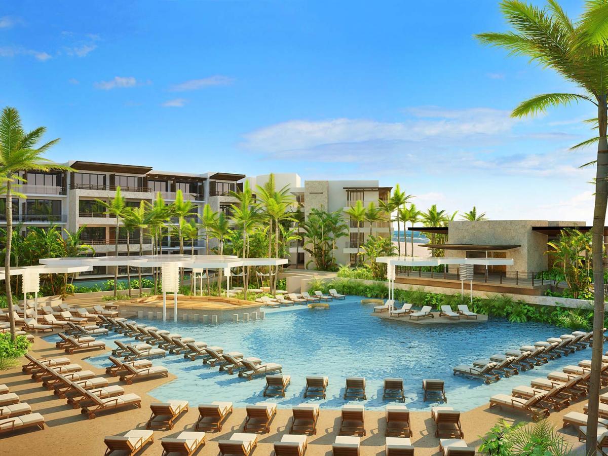 Royalton Riviera Cancun Mexico -  Swimming Pool