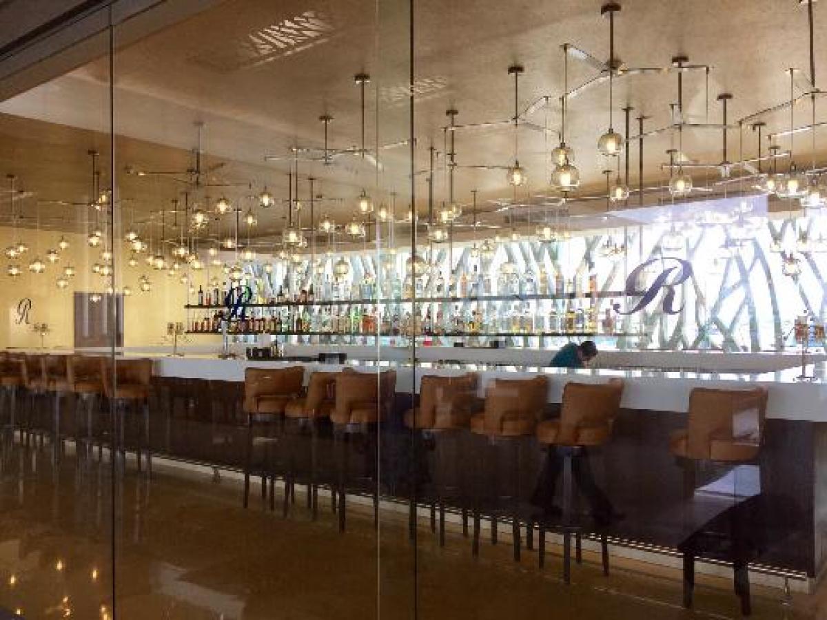 Royalton Riviera Cancun Mexico - Lobby Bar