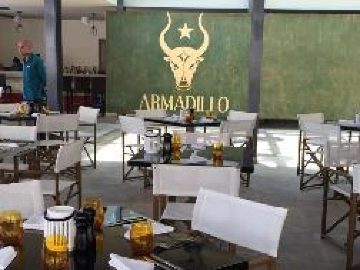 Royalton Riviera Cancun Mexico - Armadillo's Restaurant