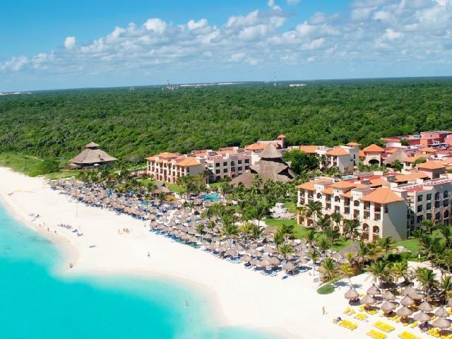 Sandos Playacar Beach Resort & Spa - Mexico - Riviera Maya