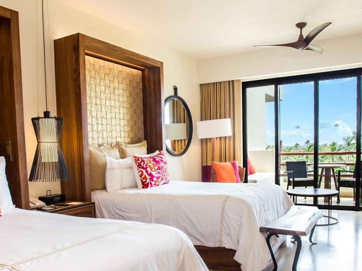 Secrets Akumal Riviera Maya- Junior Suite Partial Ocean View