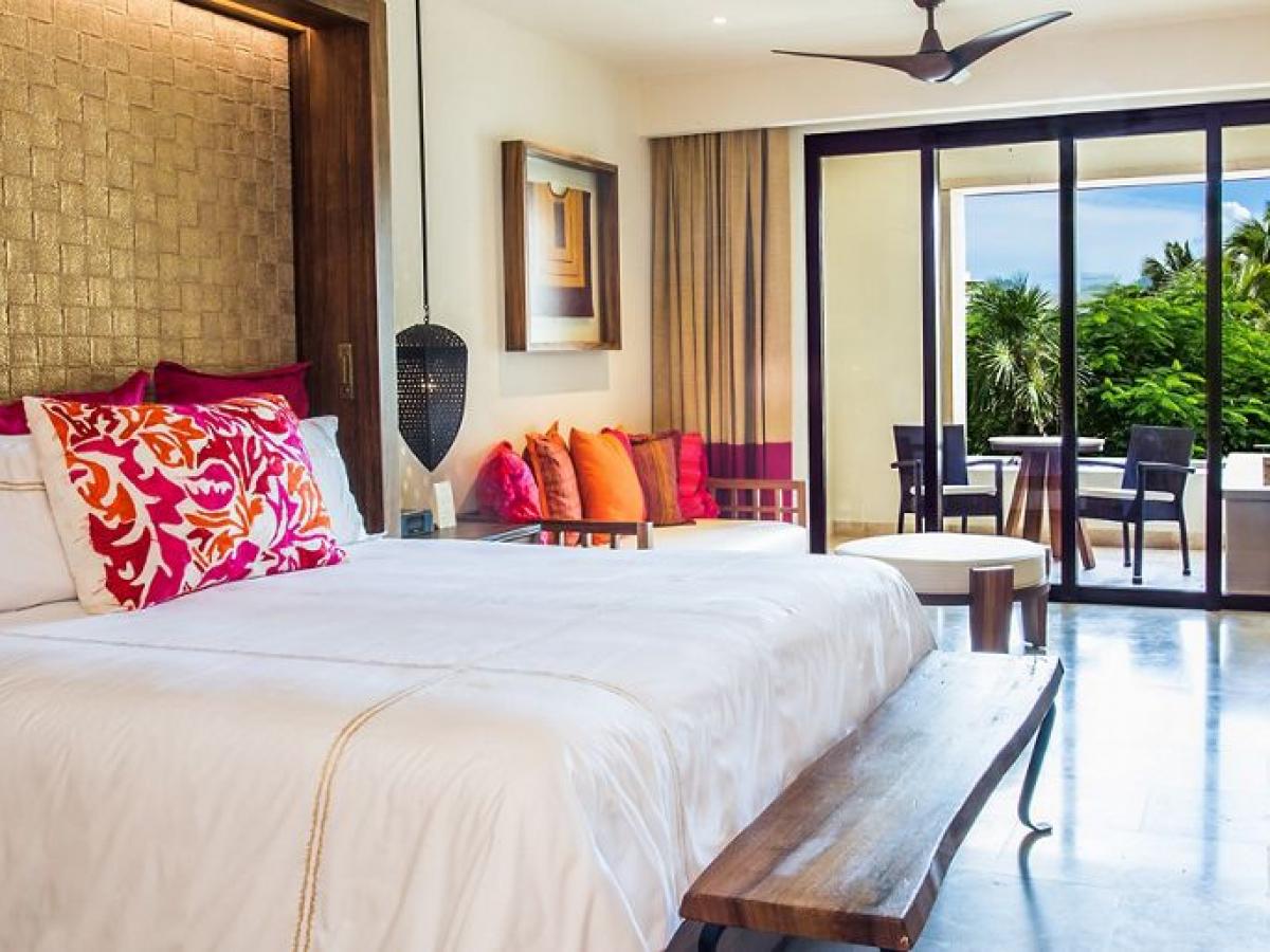 Secrets Akumal - Preferred Club Junior Suite Tropical View