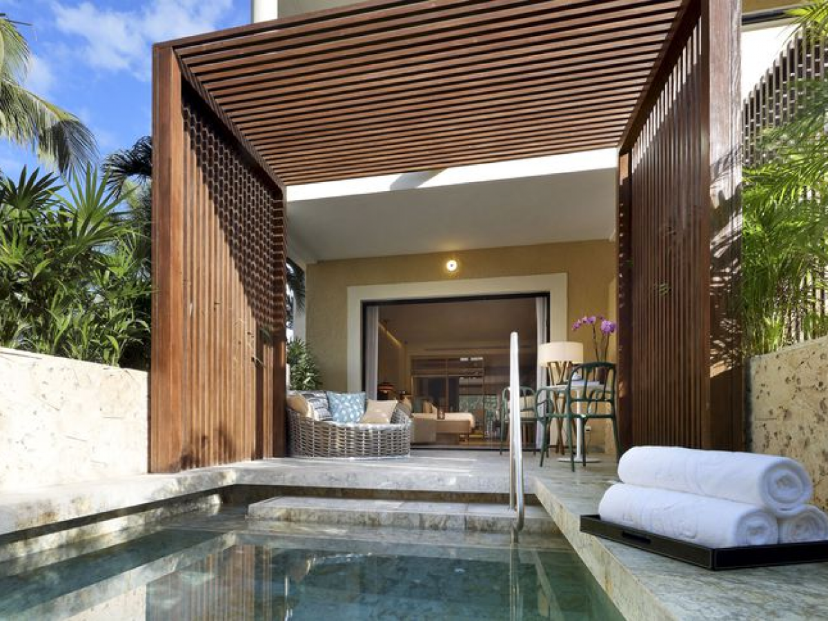 TRS YUCATAN Junior Suite Private Pool