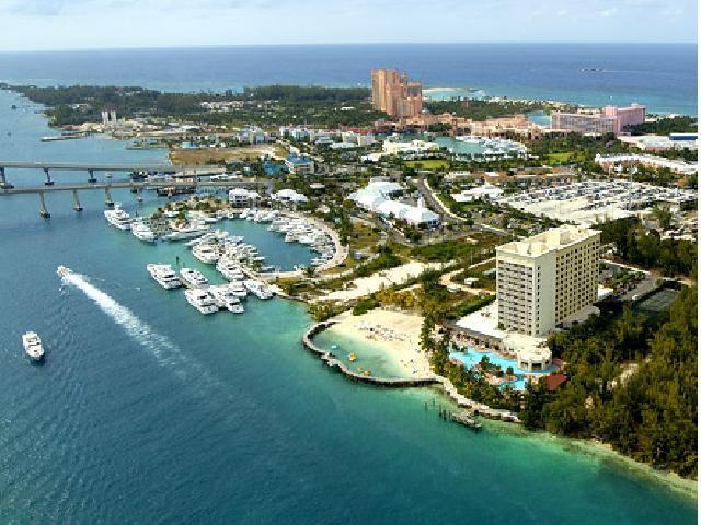 Paradise Island Harbor Resort - Nassau Bahamas