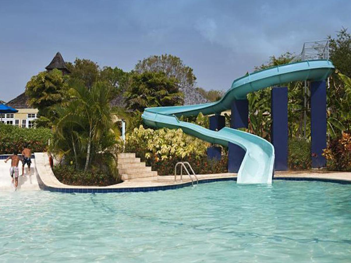 Royalton St Lucia - Pools