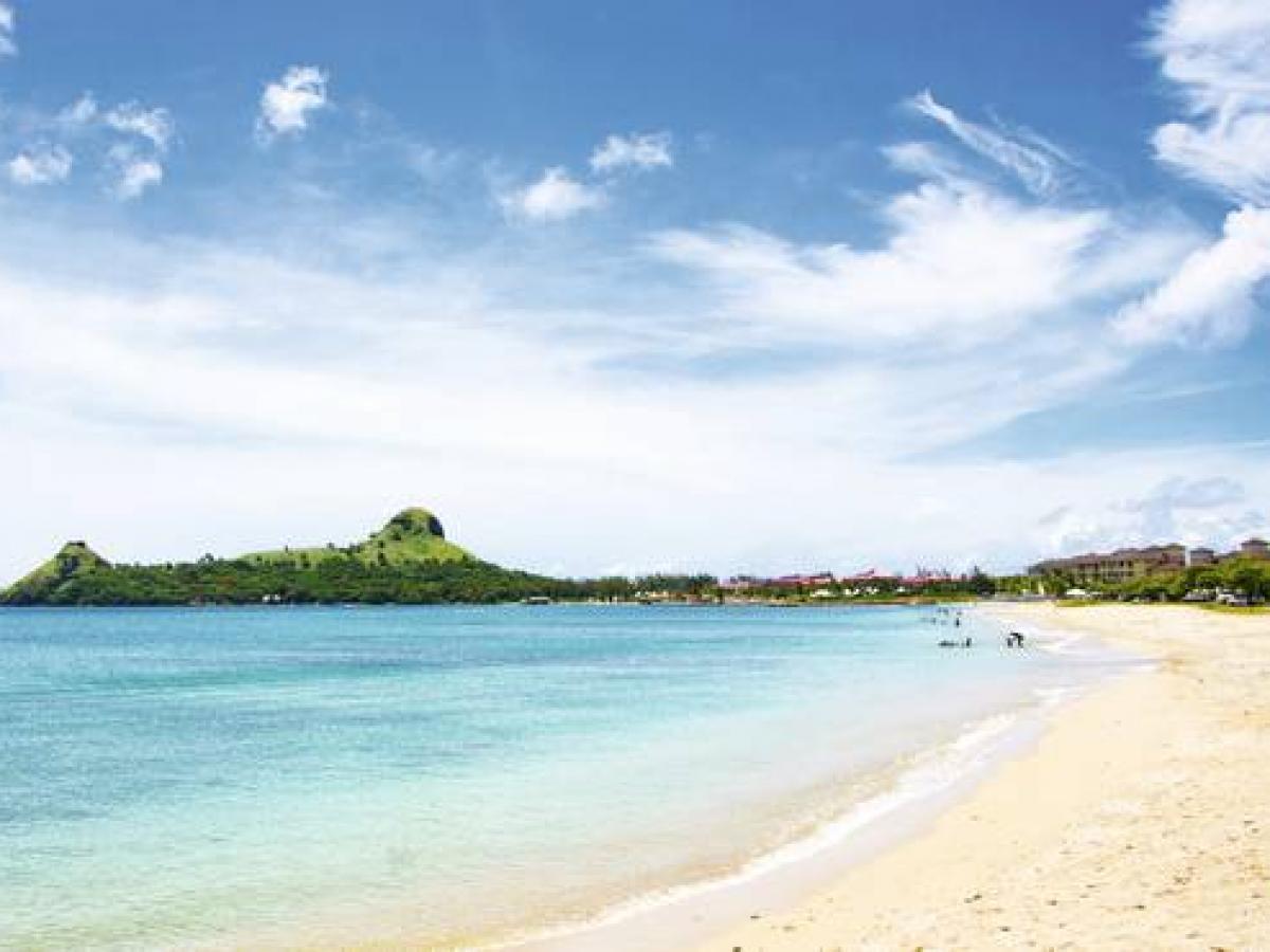 Royalton St Lucia - Beach