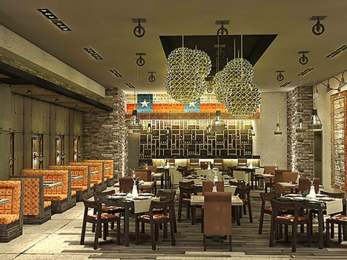 Royalton St Lucia - Restaurants