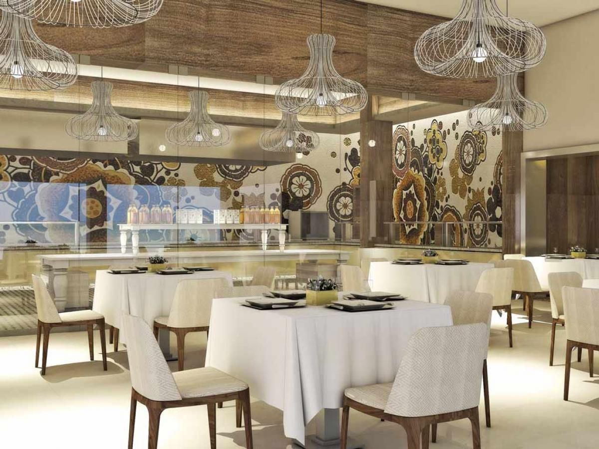 Royalton St Lucia - Restaurant