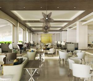 Royalton St Lucia - Lobby
