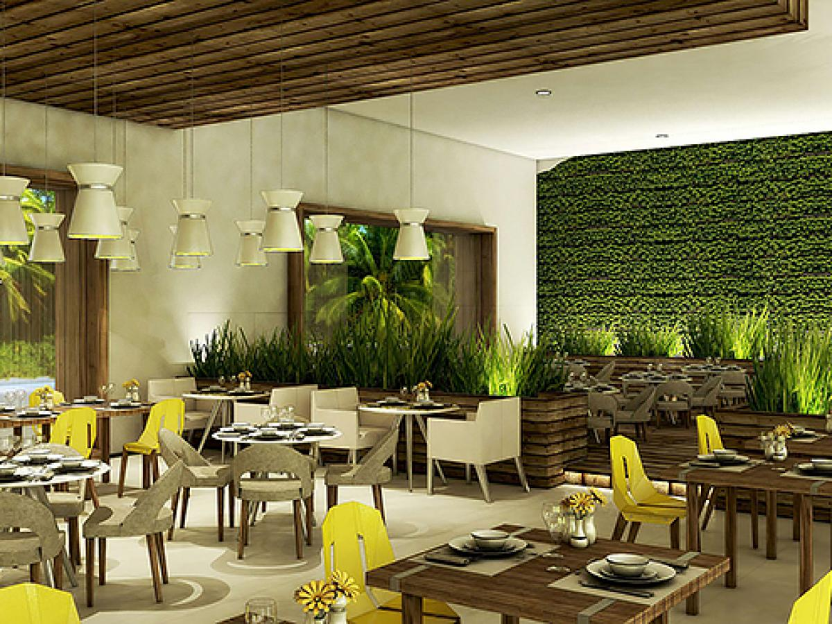 Hideaway at Royalton Saint  Lucia - Dining