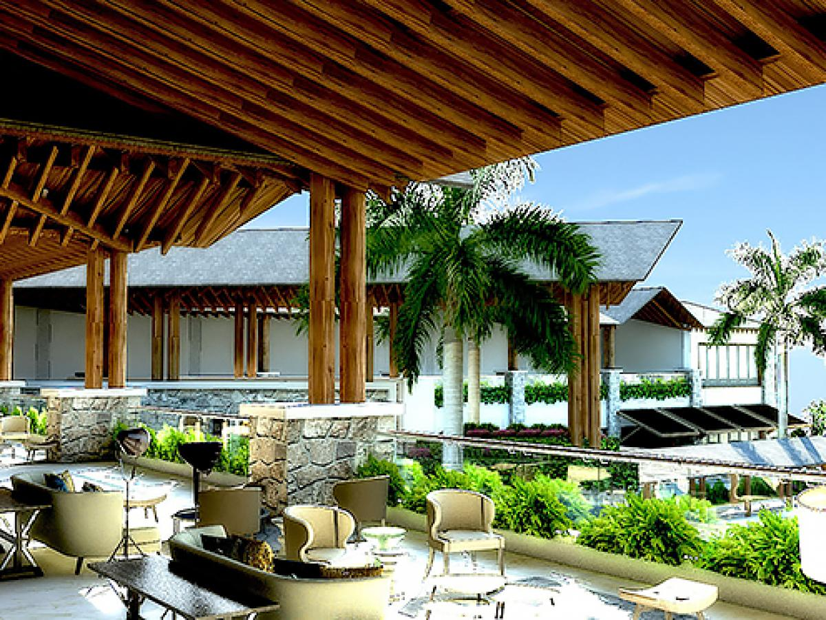Hideaway at Royalton Saint Lucia - Lobby