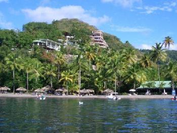Anse Chastanet Resort - St. Lucia
