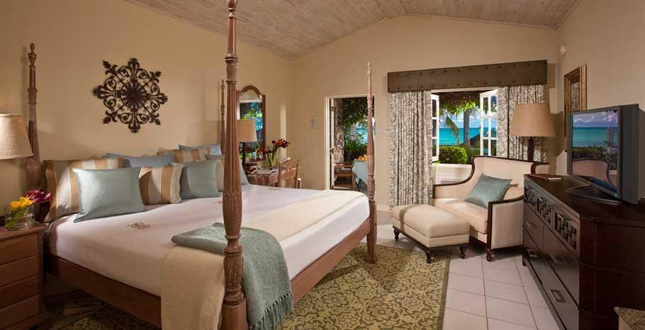 Sandals Halcyon Beach - St. Lucia
