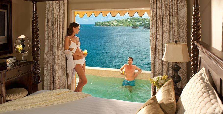 Sandals Regency La Toc  - St. Lucia