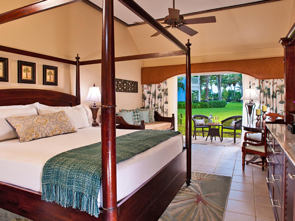 Beaches Turks & Caicos - Caribbean Honeymoon Premium Walkout Room